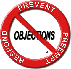 Objection Free Selling